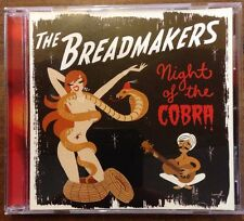 Breadmakers Night Of The Cobra Cd Neryl Off The Hip
