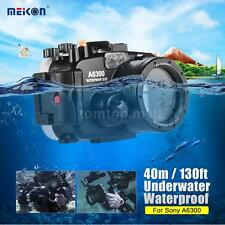 MEIKON SY-22 130ft Underwater Waterproof Camera Bag Housing Case for SONY A6300