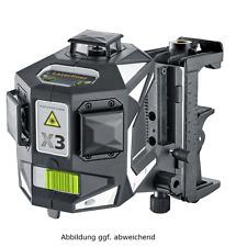 Laserliner X3-Laser Pro 036.800L Dreidimensionaler Laser