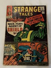 Strange Tales #135 1st Appearance Nick Fury Agent of Shield Take A Look!