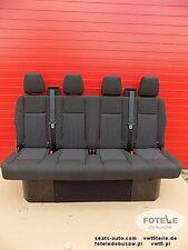 Siège Ford Transit MK8 Bench quadruple Arrière à quatre sièges V363