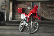Honda XR650R rally / touring kit