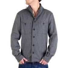 Cappotti e giacche da uomo grigie Peuterey taglia M