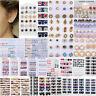 36 Pairs Fashion Rhinestone Crystal Pearl Earrings Set Women Ear Stud Jewellery
