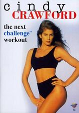 CINDY CRAWFORD - The Next Challenge Workout DVD (German Version)