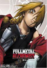 Fullmetal Alchemist - Vol. 4: The Fall of Ishbal (DVD, 2005, Uncut) Anime
