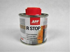 Rost Stop Rostumwandler Rostlöser Rost Primer Rostschutz 100ml  APP R Stop