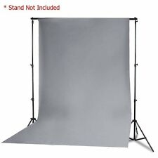 10x10 Gray Muslin Backdrop Photo Studio Photography Cotton Background Grey