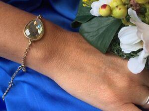 Pear Drop Bracelet