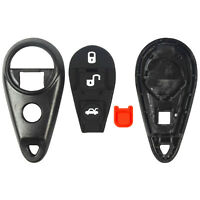 New Keyless Remote Shell Pad Case Fix Key Fob Clicker Button Control For Subaru