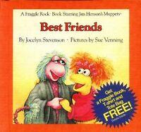 Best Friends (A Fraggle Rock Book)