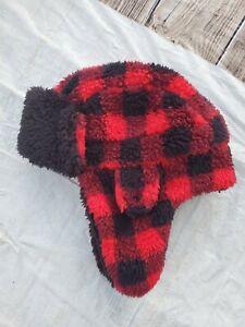 Gap Kids Sherpa-Lined Trapper Hat  S/M