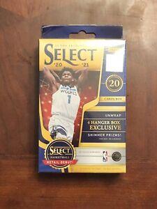 2021 Panini Select NBA Basketball Hanger Box