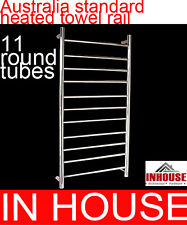 Heated Towel rail - 11bars-1150HX600WX115Dmm