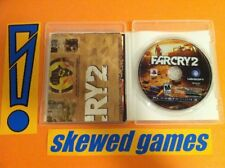 Farcry 2 - Far Cry with Poster - PS3 PlayStation 3 Sony COMPLETE