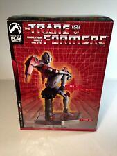 Palisades Hasbro Transformers Arcee Polystone Mini Statue Figure MIB Girl Lady
