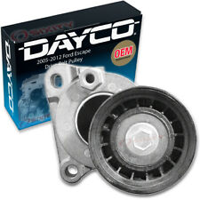 Dayco Drive Belt Pulley for 2005-2012 Ford Escape 2.3L 2.5L L4 - Tensioner cl