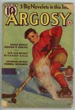 Argosy Jan 28, 1939 Burroughs, Cornell Woolrich
