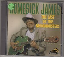 HOMESICK JAMES - the last of the broomdusters CD