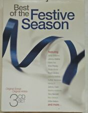 Best Of The Festive Season by Various Artists (CD, Oct-2006, 3 Discs, Digibook)