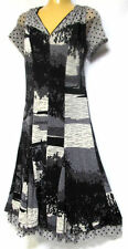 Eplisse prendendo forma willowmead dress-misure UK 14-RRP £ 89-Box6532 Y