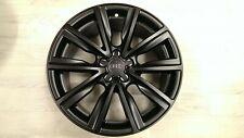 """Original Audi A1 Felgen 17""""  8X0601025AT  8X0601025AL  Schwarz Matt  TOP !"""