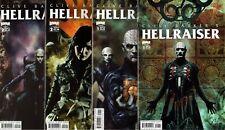 Hellraiser (2011) 1-2 LOT NM