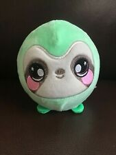 Squeezamal Green Apple Scented Sloth