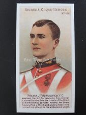No.106 PRIVATE J. FITZMAURICE Victoria Cross Heroes 101-125 REPRO Taddy 1904