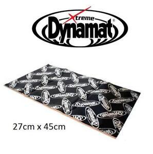 Dynamat Xtreme Car Sound Deadening sheets 27cm x 45cm / 270mmx450mm
