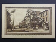 Canada: London Ont. DUNDAS STREET Looking East from Clarence by Raphael Tuck