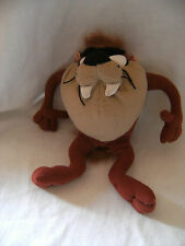 LOONEY TUNES WARNER BROTHERS TAZ PLUSH 8 INCHES SOFT TOY