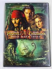 Pirates of the Caribbean: Dead Man's Chest (DVD Movie) (CGH013140)