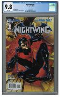 DC Comics Nightwing #1 Key 1st Issue New 52 2011 Batman CGC 9.8 Dick Grayson