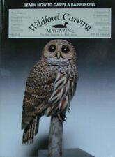 Wildfowl Carving Magazine-Fall 2012/Bird Wood Decoys