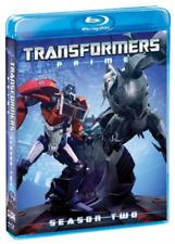 Transformers Prime Season 2 0826663135961 Blu-ray Region a