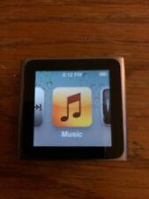 Apple iPod nano 6th Generation 8GB - Silver