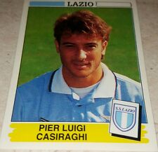 FIGURINA CALCIATORI PANINI 1994/95 LAZIO CASIRAGHI ALBUM 1995