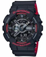 GA-110HR-1A Black G-shock Men's Watches Analog Digital Resin Band New