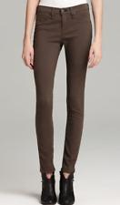 RAG & BONE LEGGING  ELEPHANT modal sateen twill very soft stretchy brown jeans *