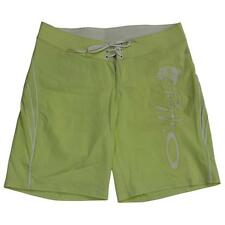 Oakley FLOATER Womens Boardshorts Size 6 US 10 AU Midori Green Boardies Shorts