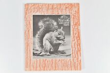 Vintage Mustang Live Catch Traps Dealer Catalog Hunting Fishing Rodent Pet Cage