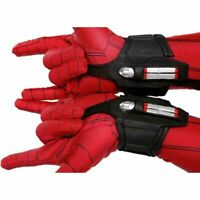 Superman Homecoming Peter Parker Web Shooter Cosplay Costume Prop Decor 1 Pair