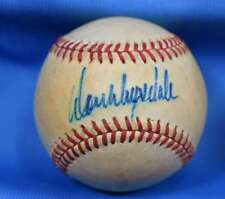 DON DRYSDALE Signed JSA COA American League OAL Baseball Autograph Authentic