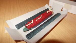 AG409: Bille White Metal Merchant Ship 1:1250 Scale - Rio Del A Plata Bi 131