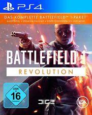 Battlefield 1 - Revolution Edition   PS4    Playstation 4    !!!!! NEU+OVP !!!!!