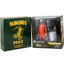 New Breaking Bad 6in. Walter White In Orange Haz-Mat Suit Exclusive Figure