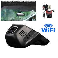 Mini HD Hidden Wifi Car DVR Camera Video Recorder Dash Cam Night Vision G-sensor