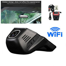 Mini HD Hidden Wifi Car DVR Camera Video Recorder Dash Cam G-sensor