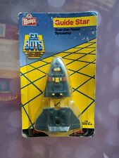 Vtg Rare Gobots Wendy's Guide Star Space Shuttle Ship toy Figure in package